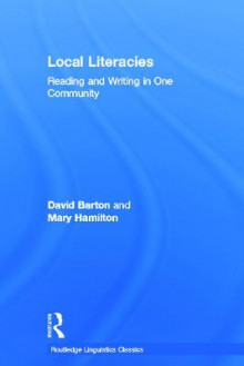 Local Literacies av David Barton og Mary Hamilton (Innbundet)