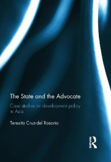 The State and the Advocate av Teresita Cruz-Del Rosario (Innbundet)