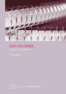 Just Exchange av Francis H. Buckley (Innbundet)
