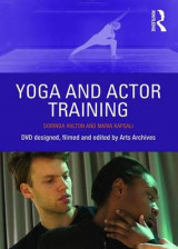 Omslag - Yoga and Actor Training