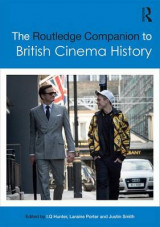 Omslag - The Routledge Companion to British Cinema History