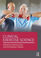 Omslag - Clinical Exercise Science