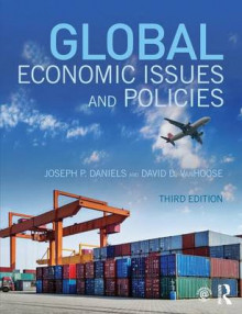 Global Economic Issues and Policies av Joseph P. Daniels og David D. VanHoose (Heftet)