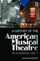 Omslag - A History of the American Musical Theatre