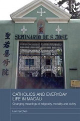 Omslag - Catholics and Everyday Life in Macau