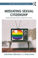 Omslag - Mediating Sexual Citizenship