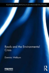 Omslag - Rawls and the Environmental Crisis
