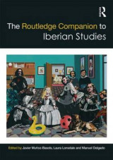 Omslag - The Routledge Companion to Iberian Studies