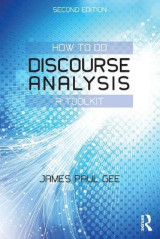 Omslag - How to do Discourse Analysis