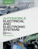 Omslag - Automobile Electrical and Electronic Systems