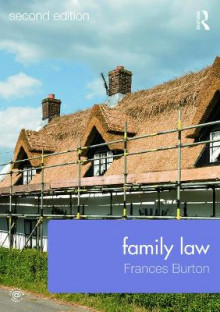 Family Law av Frances Burton (Heftet)
