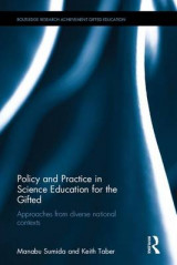 Omslag - Policy and Practice in Science Education for the Gifted