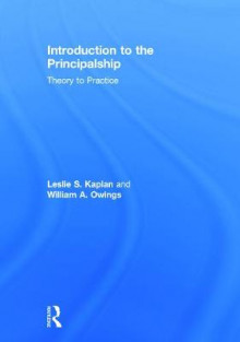 Introduction to the Principalship av Leslie S. Kaplan og William A. Owings (Innbundet)