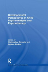 Omslag - Developmental Perspectives in Child Psychoanalysis and Psychotherapy