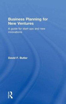 Business Planning for New Ventures av David Butler (Innbundet)