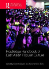 Omslag - Routledge Handbook of East Asian Popular Culture