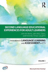 Omslag - Second Language Educational Experiences for Adult Learners