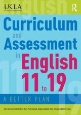Omslag - Curriculum and Assessment in English 11 to 19