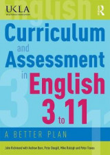Omslag - Curriculum and Assessment in English 3 to 11