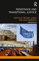 Omslag - Resistance and Transitional Justice