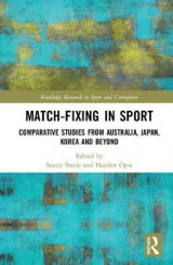 Omslag - Match-Fixing in Sport