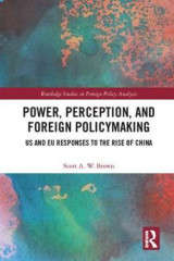 Omslag - Power, Perception and Foreign Policymaking