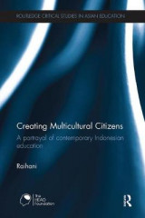 Omslag - Creating Multicultural Citizens