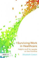 Omslag - Surviving Work in Healthcare