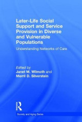 Omslag - Later-Life Social Support and Service Provision in Diverse and Vulnerable Populations