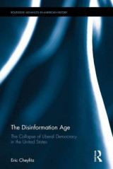 Omslag - The Disinformation Age