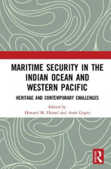 Omslag - Maritime Security in the Indian Ocean and Western Pacific