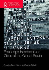 Omslag - The Routledge Handbook on Cities of the Global South