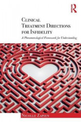 Omslag - Clinical Treatment Directions for Infidelity