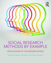 Social Research Methods by Example av Yasemin Besen-Cassino og Dan Cassino (Heftet)