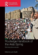Omslag - Routledge Handbook of the Arab Spring