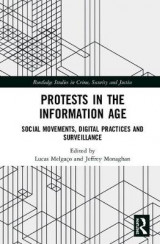 Omslag - Protests in the Information Age