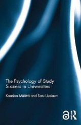 Omslag - The Psychology of Study Success in Universities