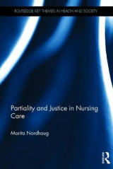 Omslag - Partiality and Justice in Nursing Care