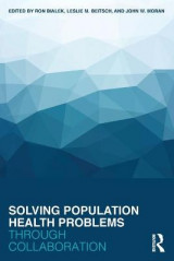 Omslag - Solving Population Health Problems Through Collaboration