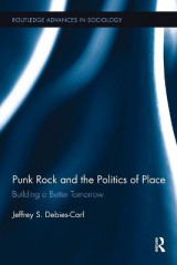 Omslag - Punk Rock and the Politics of Place