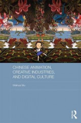Omslag - Chinese Animation, Creative Industries, and Digital Culture