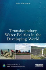 Omslag - Transboundary Water Politics in the Developing World