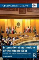 Omslag - International Institutions of the Middle East