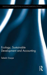 Omslag - Ecology, Sustainable Development and Accounting