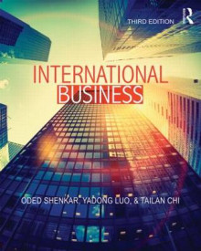International Business av Oded Shenkar, Yadong Luo og Tailan Chi (Heftet)