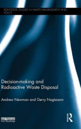 Omslag - Decision-Making and Radioactive Waste Disposal