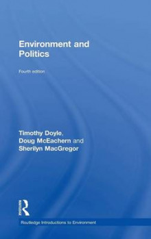 Environment and Politics av Professor Timothy Doyle, Doug McEachern og Sherilyn MacGregor (Innbundet)
