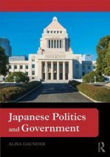 Omslag - Japanese Politics and Government