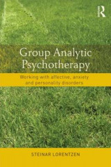 Omslag - Group Analytic Psychotherapy