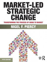 Omslag - Market-Led Strategic Change